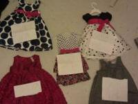 I have 5 Beautiful toddler dresses that have each been