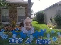 """It's A Boy"" Celebrate welcoming home your new loved"