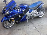 2007 ZX-14. IT COMES WITH POWER COMMANDER, FULL SYSTEM