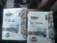 I have the lab books amatrol books mechanical drive