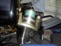For Sale: CW 300 Series Open Faced Fishing Reel,in good