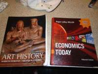 - Economics 201 and 202 book, I bought it for $236 and