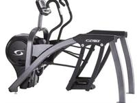 Cybex 610A Elliptical commercial on sale. Equipment