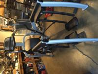 "Hello, I have a "" Cybex arc trainer 610A "" total body"