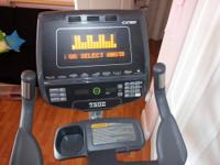 CYBEX 750C EXERCISE BIKE COMMERCIAL GRADE, EXCELLENT