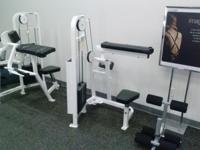 I have a Cybex Ab machine for sale. it is in good