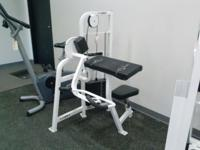 I have a Cybex Arm Curl machine for sale. it is in good