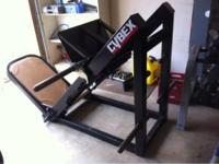 Cybex commercial leg press. Excellent Condition!!! I