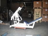 I have a Cybex Squat Press for sale. This machine is