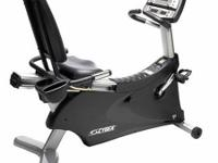 You could rent this Cybex 530 R Recumbent Bike for $23