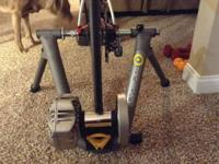 I purchased this fluid trainer from Healthy Habits,