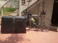 For sale bike case. I am second owner of this case and