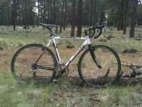 2011 Ridley X Bow cyclocross bike with about 40 days on