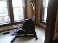 Cyclone Trainer. Works, nice shape. I moved and have no
