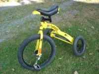 Cycocycle in nice condition, cross between a unicycle,