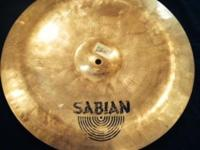 I am offering cymbals either in bulk or separately just