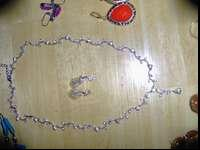 Nice Jewelry Necklace and Earring SetSee PicsThanks for