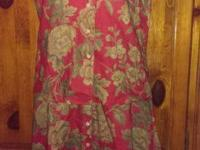 D&Co. (1x) dress/lounger New without tags