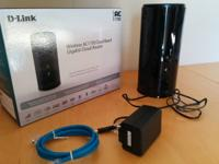 Made use of D-Link Wireless AC1750 Dual Band Gigabit