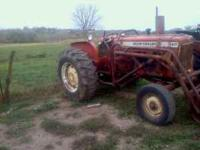 For sale I have a D17 series 3 Allis Chalmers tractor