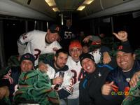 Da Bears Road Trip to Hotlanta !! Sun Oct 12, 2014