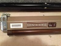 "Da-lite Vidio B Model *Manual *Roughly 81"" Diagnol"