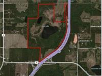 Description: 313.32+/- acres of vacant land situated in