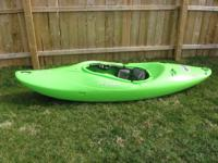 Very good condition Dagger Mamba 8.5 whitewater kayak.