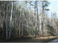 0 Etowah Cove Rd. GREAT LEVEL LOT IN NICE RIVER
