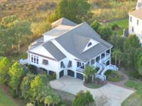 Outstanding North Inlet estuary views in the Ocean