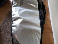 "6'3"" Dakine double boardbag like new never shipped with"