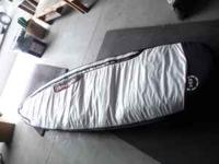 Great condition Dakine paddle board bag, padded,
