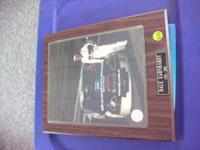 Dale Earnhardt plaque 1951-2001 please email or text