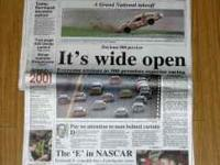 This is the Sunday edition of the Daytona News Journal