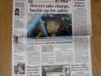 This is the local Daytona News-Journal Pepsi 400