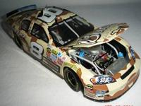 DALE EARNHARDT, JR 2007 Motorsports Authentics: