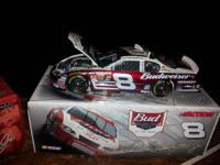 I have two dale jr. Diecast cars for sale years 2005