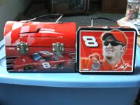 I have two different Dale Jr. lunch boxes for $ 5.00