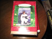2000 Hallmark Keepsake ornament. In box. CASH ONLY! If