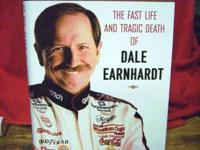 Dale Earnhardt Sr..1951-2001. Author Frank Moriarty.