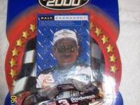 Winner's Circle Dale Earnhardt Trading card and Car,