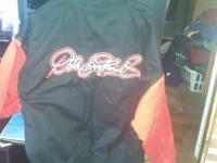 Never worn Dale Earnhardt Sr coat size is extra large