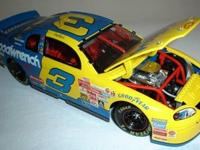 DALE EARNHARDT, SR: 1999 Action Racing: Wrangler Jeans: