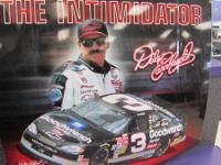 I'm looking to sell a replica Dale Earnhart hood. In