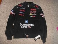 Dale Earnhart jackets from Wilson leather. New with