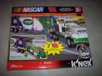 Hello, I am selling my dale jr knex. They come from a