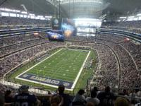 Dallas Cowboys season tickets 2012 Section: Main level