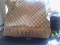 I have a nice Louis vuitton bag great condition got for