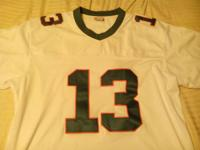 Dan Marino Jersey. Michele Ness Throw Back.I haven't