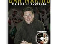 Dan Marino: My Life in Football is a dazzling tribute